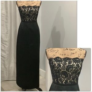 🛍 Ann Taylor full length dress size 8